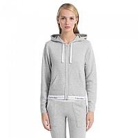 [해외]캘빈클라인 UNDERWEAR Modern Cotton Top Hoodie Full Zip Grey Heather