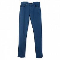 [해외]라코스테 5 Pocket Style Trousers Philippines Blue Dyed