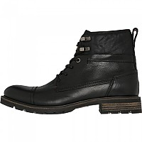 [해외]타미힐피거 SPORTSWEAR Winter Leather Textile Mix Black