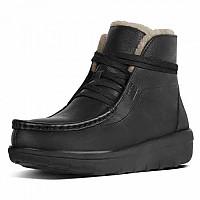 [해외]핏플랍 Loaff Slip-On Ankle Shear Black