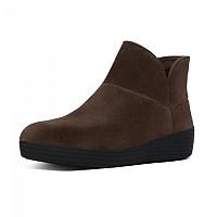 [해외]핏플랍 Supermod Leather Ankle II Chocolate