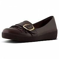 [해외]핏플랍 Adjustable Sneakerloafer Chocolate Brown