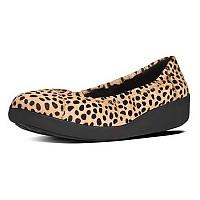 [해외]핏플랍 F Pop Ballerina Leopard