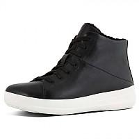 [해외]핏플랍 F-Sporty boot Black