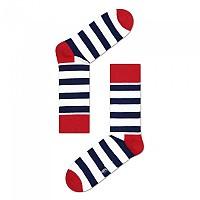 [해외]HAPPY SOCKS Stripe Whithe