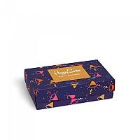 [해외]HAPPY SOCKS Gift Box 3 Pack Combined