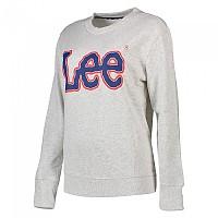 [해외]LEE Logo Sharp Grey Mele