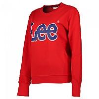 [해외]LEE Logo Bright Red