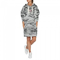 [해외]리플레이 All Over Camo Mouline´ Fleece Grey Camouflage