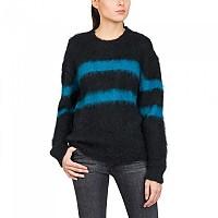 [해외]리플레이 DK1211 Black Stripes / Deep Turquoise