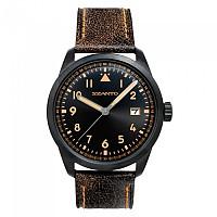 [해외]싼토 2202 2200/2250 Series Steel Black / Leather Black / Orange