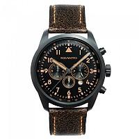 [해외]싼토 2252 2200/2250 Series Steel Black / Leather Black / Orange