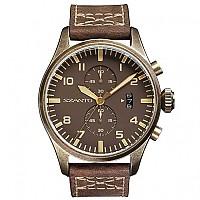 [해외]싼토 4003 Vintage Pilot Bronze / Leather Brown