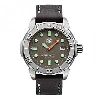 [해외]싼토 5104 5100 Series Steel / Waterproof Leather Black