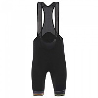 [해외]산티니 UCI Rainbow Bibshort Black