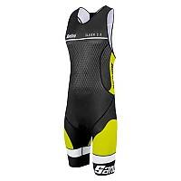 [해외]산티니 Sleek 2.0 Aero Tri-suit Yellow