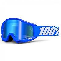 [해외]100% Accuri Moto Goggle Reflex Blue