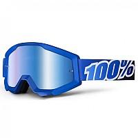 [해외]100% Strata Goggle Blue Lagoon
