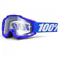 [해외]100% Goggle Accuri Reflex Blue