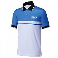 [해외]BBB Team Polo BBW-258 White / Blue