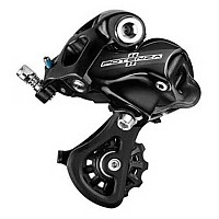 [해외]캄파놀로 Potenza Rear Derailleur Short Cage Black