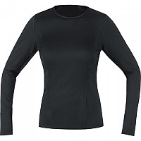 [해외]GORE? Wear M Base Layer L/S Shirt Black