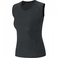 [해외]GORE? Wear M Base Layer Sleeveless Shirt Black