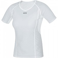 [해외]GORE? Wear M Windstopper Base Layer Shirt Light Grey / White