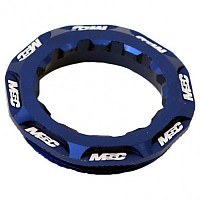 [해외]MSC Ultralight Single Speed Casette Lock Ring Blue