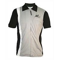 [해외]MSC Bikes Zipper Shirt White / Black