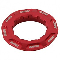 [해외]MSC Ultralight Single Speed Casette Lock Ring Red