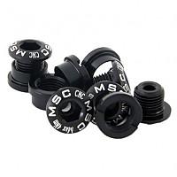 [해외]MSC Chainring Bolts Kit Alu7075T6 10 Units Black