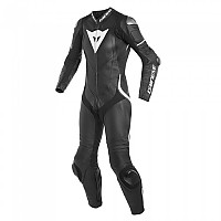 [해외]다이네즈 Laguna Seca 4 Perforated Leather Black / Black / White