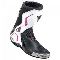 [해외]다이네즈 Torque D1 Out Lady Boots Black-White-Fuchsia