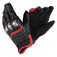 [해외]다이네즈 X Strike Gloves Black / Fluor Red