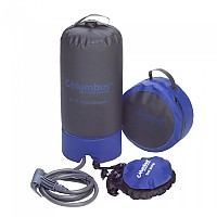[해외]콜럼버스 Shower 10L With Foot Pump Black