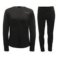 [해외]Dare2B Insulate Base Layer Set Black