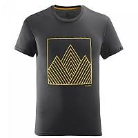 [해외]아이더 Kidston Crest Black / Triangle Mountains Print