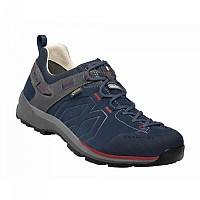 [해외]가몬트 Santiago Low Goretex Navy / Dark Red