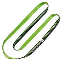 [해외]콩 Sling Tubular Ring Green