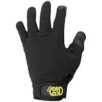 [해외]콩 Skin Gloves Black