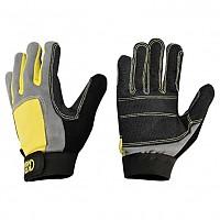 [해외]콩 Full Gloves Yellow / Black
