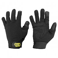 [해외]콩 Skin Gloves Black / Black