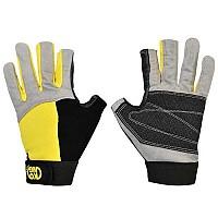 [해외]콩 Alex Gloves Yellow / Black