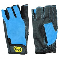 [해외]콩 Pop Gloves Blue / Black