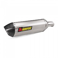 [해외]아크라포빅 머플러 Titanium&Carbon VFR 800F Crossrunner 17-18 Silver / Black