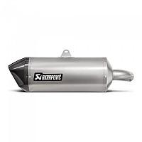 [해외]아크라포빅 머플러 Titanium V-Strom 1000 14-18 Titanium