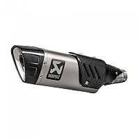 [해외]아크라포빅 머플러 Titanium&Carbon CB 1000R 18 Homologated Silver / Black