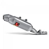 [해외]아크라포빅 머플러 Titanium CRF 250R 16-17 Silver