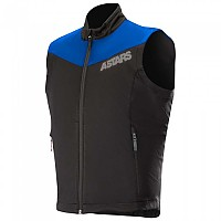 [해외]알파인스타 Session Race Vest Blue Black